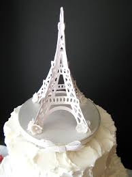 eiffel tower cake stand eiffel tower wedding cakes