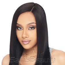 invisible hair remy human hair weave saga invisible part closure samsbeauty
