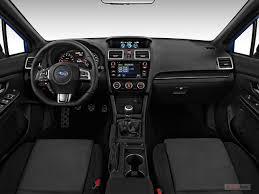 2013 Sti Interior 2018 Subaru Wrx Interior U S News U0026 World Report