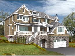 multi level home floor plans freestone multi level home plan 071s 0013 house plans and more