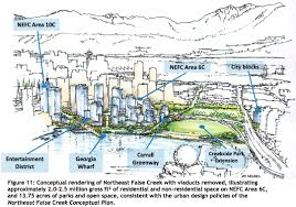 Seattle Map Downtown by Vancouver Bc Will Tear Down Its Only Freeway Remnants Replace
