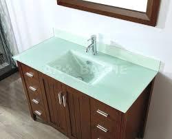 48 single sink vanity with backsplash 48 inch vanity with sink vanity top art bathe cherry bathroom sink
