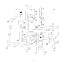 patent us20140187391 bench press combining full body safety bars