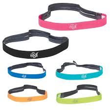 sports headband athletic candy splice headband rebel