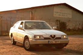 1998 alfa romeo 164 2 5 td european review the truth about cars