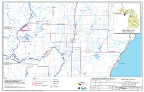 Detailed Map Of Michigan The Back Forty U2013 A Michigan Gold Mine Respectmyplanet Org