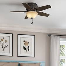 hugger ceiling fans with light low profile flush mount hugger ceiling fans with or without