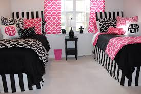 impressive image of munggah fearsome motor delicate isoh ravishing bedding set pink black and white bedding amazing pink black and white bedding hot pink