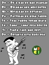 Meme Comi - nyanyiin pake lagu budi doremi vrohh v meme rage comic