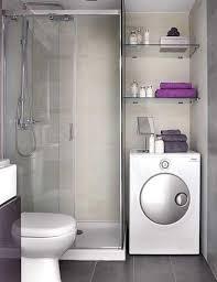 compact bathroom ideas best gorgeous glass shelves above white washin 4732