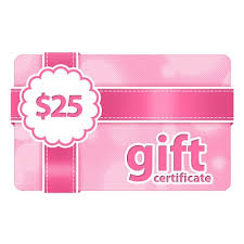 gift card online 25 gift certificate online gift card outerbeauty cosmetics