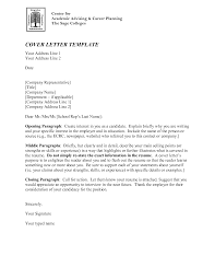 cover letter accountant application letter academic sample