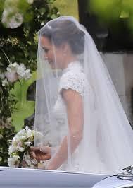 pippa middleton u0027s veil was designed by stephen jones wedding