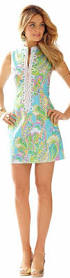 lilly pulitzer alexa high collar shift dress just need a bit