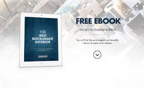 ebook 100 best restaurant interiors design contract