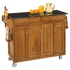 bathroom black kitchen cart made of metal with white countertop