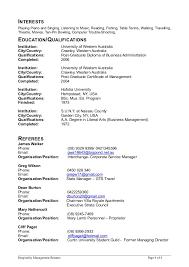 hospitality resume retail and restaurant associate resume sample