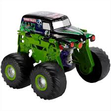 remote control monster jam trucks bright toy remote control monster truck grave digger unboxing