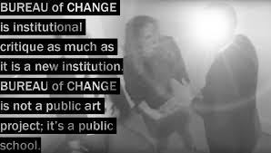 bureau of change bureau of change we are what we see