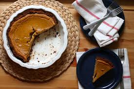 Crustless Pumpkin Pie by Naturally Sweetened Pumpkin Pie The Muffin Myth