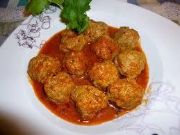 cuisiner boulette de viande boulette de viande hachée en sauce tomate recette remontée