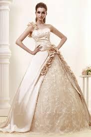 one shoulder ball gown royal angerlika u0027s wedding dress tbdress com