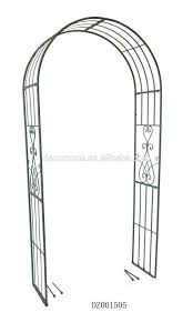 Metal Arches And Pergolas by Metal Wrought Iron Pergola Designs For Garden Buy Wrought Iron
