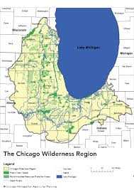 Map Of Chicago Illinois by U S Fish And Wildlife Service Open Spaces Blog