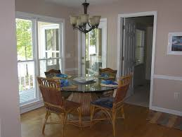 traditional dining room with hardwood floors u0026 carpet in eatonton