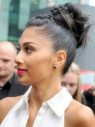 picture of nicole s hairstyle from days of our lives nicole scherzinger s braid kicking the butt of every braided