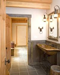 lighting ideas rustic bathroom vanity wall sconces in lights
