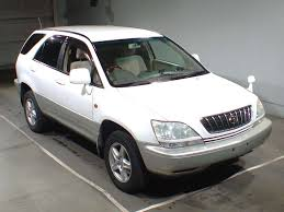 toyota harrier used cars japan japanese used cars u2013 auto craft japan