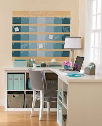 Quartz Table L Chalkboard Wall Calendar And Smart Monthly Planner And Home Office