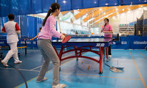 table tennis and ping pong table tennis richmond olympic oval