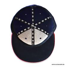 caps selber designen fitted caps