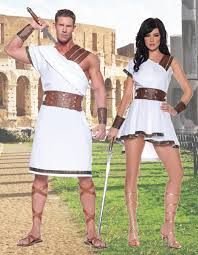 roman warriors u0026 greek goddess costumes halloweencostumes com