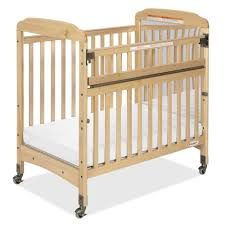 Bed Side Cribs amazon com foundations serenity safereach compact crib mirror