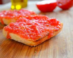 cuisine tomate the original recipe of pan con tomate linguaschools com