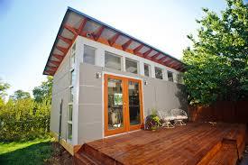 shed roof homes splashy patio enclosures vogue denver modern garage and shed
