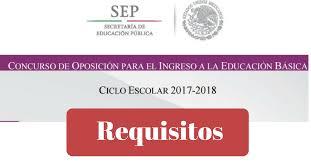 guia de la universidad veracruzana 2017 requisitos para el concurso de oposicion docente 2017 2018 guía