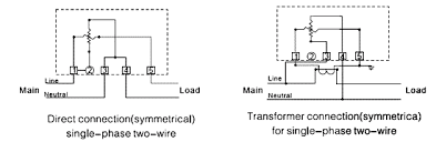 single phase energy meter wiring diagram agnitum me