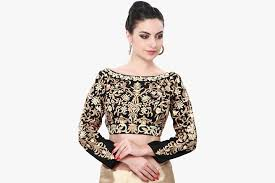 boat neck blouse designs 15 latest blouses are the rage in 2017