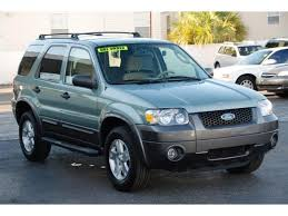 06 ford escape which car to choose wish i had gills
