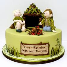 18 camping cake images camping cakes camp