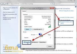 Problème Carte Réseau Wifi Dans Connexion à Un Réseau Wifi Sur Windows 7