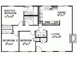 2 bedroom cottage house plans new three bedroom cottage house plan new home plans design