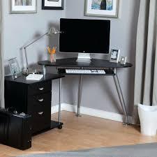 Tms Corner Desk Computer Desk Black Wood Fantastic Simple Wood Computer Desk