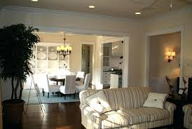 paint ideas for living room and kitchen open living room ideas open concept living room dining room small