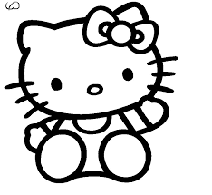 coloring pages kitty coloring pages wallpaper