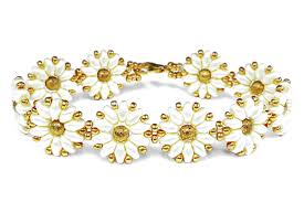 tutorial flower bracelet easy superduo beads цветочный